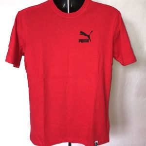 Red Puma Shirt. Never worn, with tags.